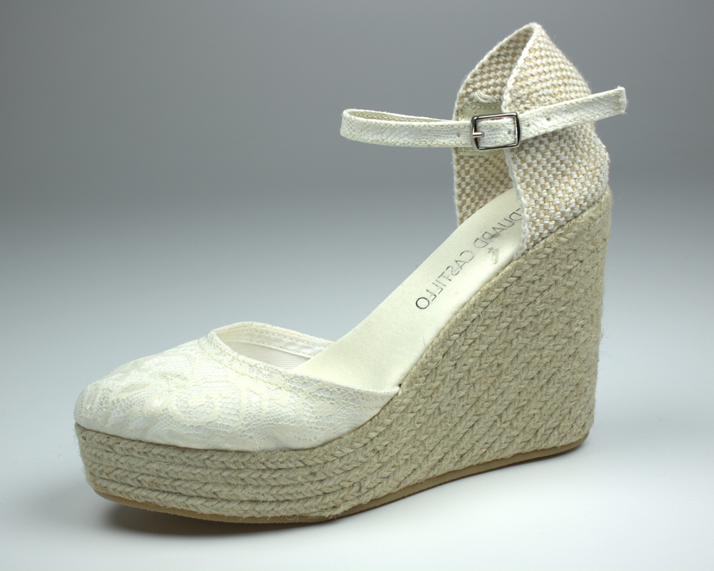 Zapato de novia Andrea