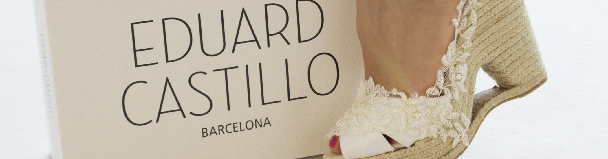 Alpargatas novia logo Eduard Castillo